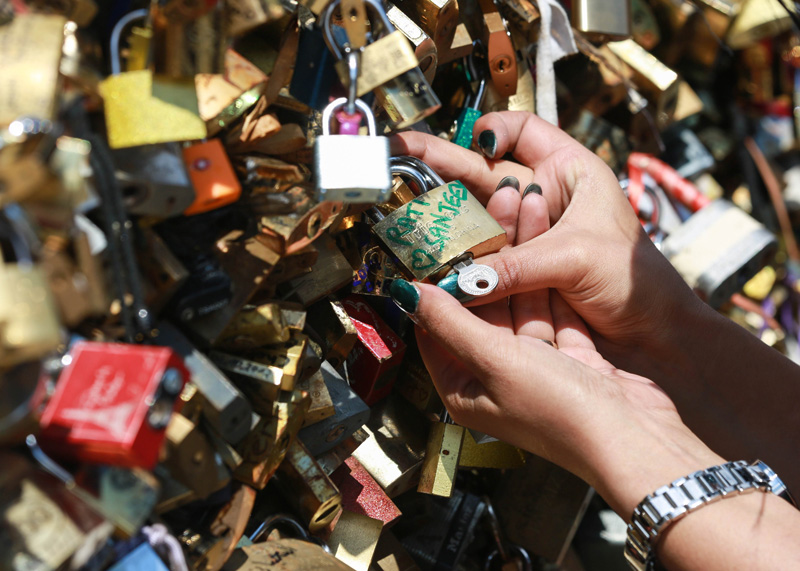 Locked Forever! :)
