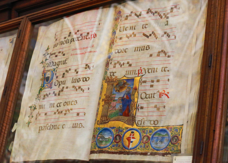 Siena Cathedral notes