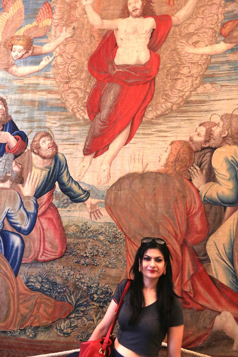 cistine chapel italy
