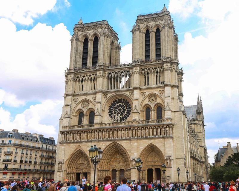 Notredam Paris