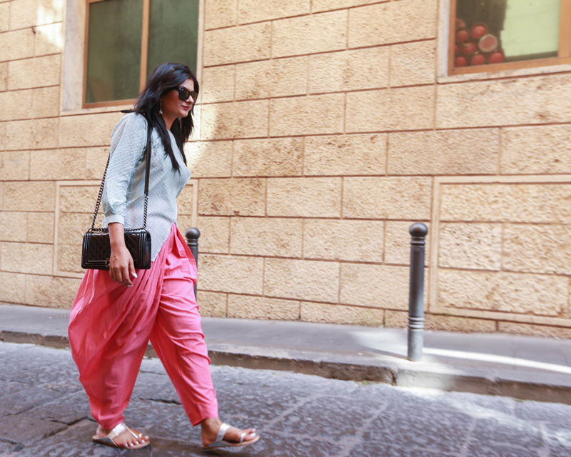 pastel-dhoti-pants