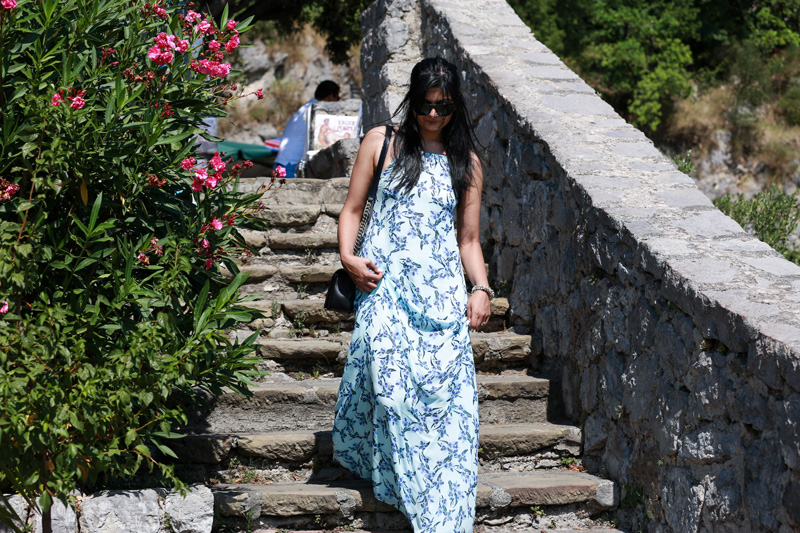 Stepping into the gorgeous beauty of Sorrento!