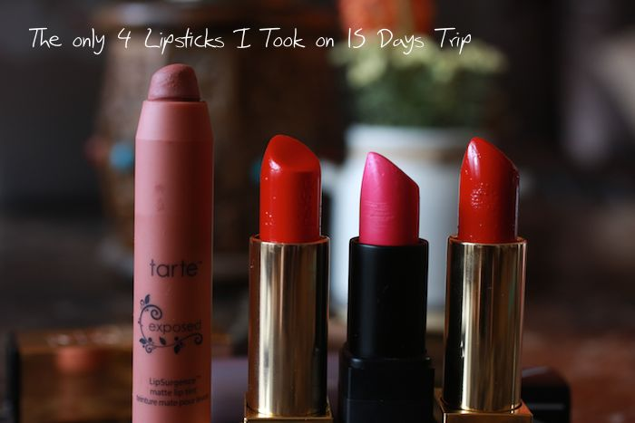 travel lipsticks