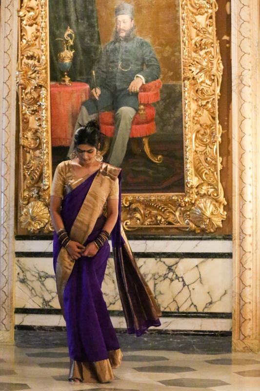 sanjay gupta saree