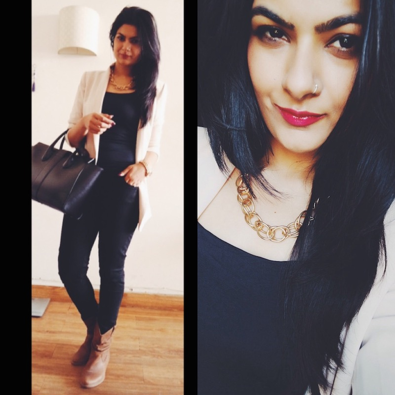 delhi winter outfit 2014