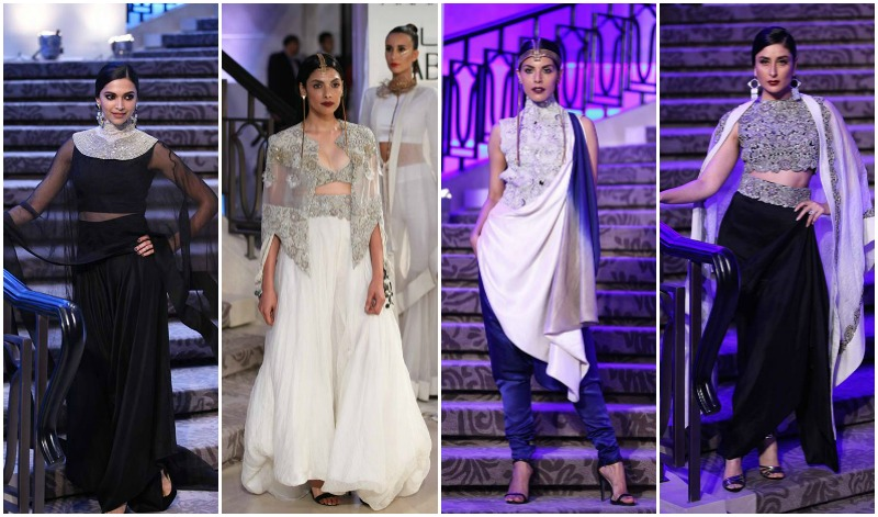 Anamika Khanna lakme fashion week summer resort 2015