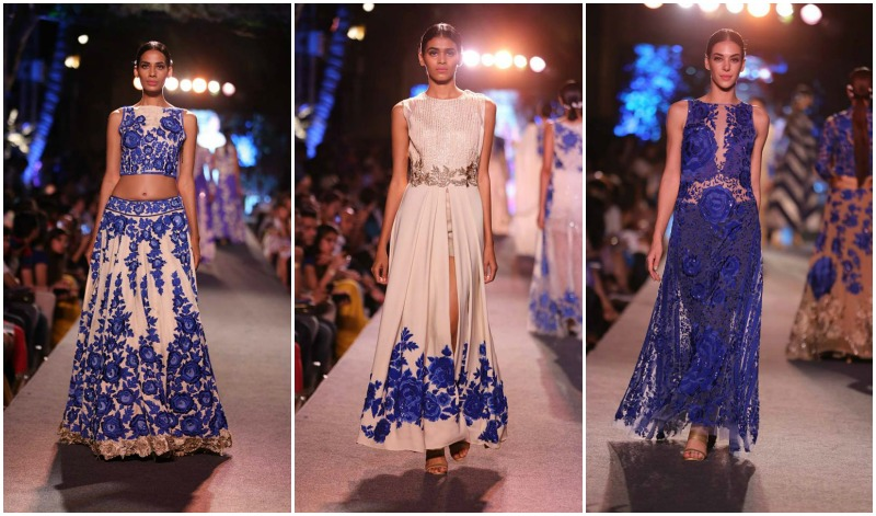 Manish Malhotra lakme fashion week summer resort 2015