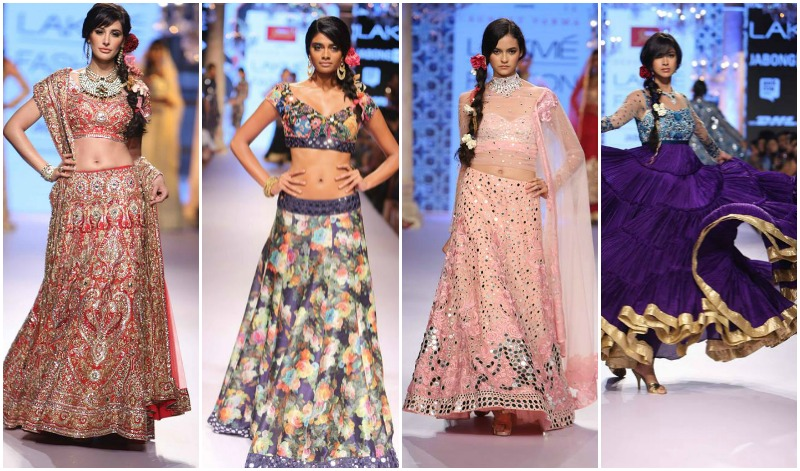 Suneet Varma lakme fashion week summer resort 2015