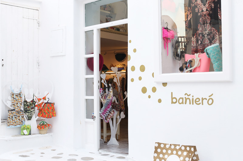 Mykonos sells the coolest bikinis ever!