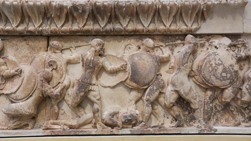 Delphi museum!