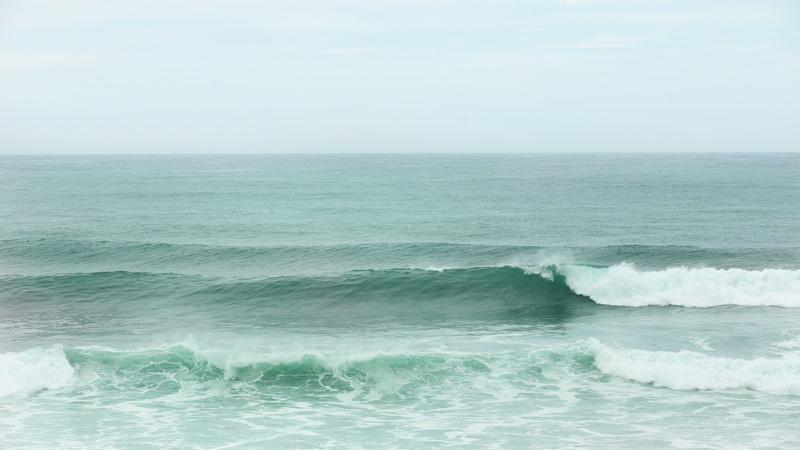 the pastel sea!