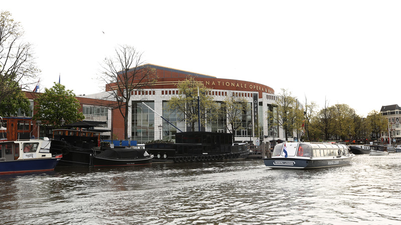 amsterdam's national opera