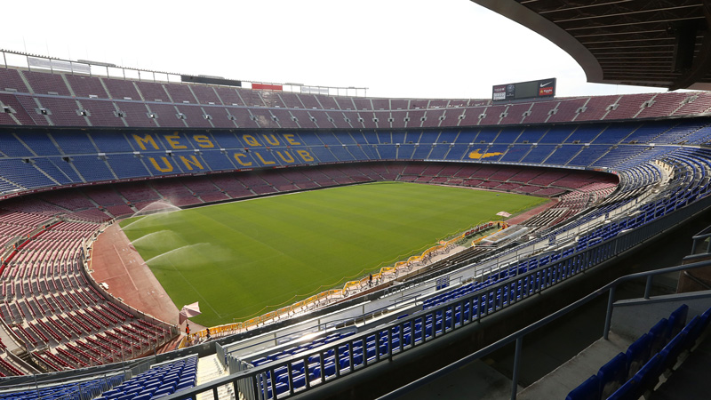 the dream called Camp Nou!