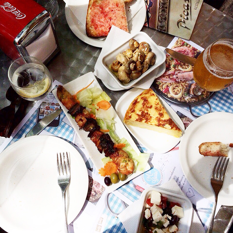 Tapas afternoons!
