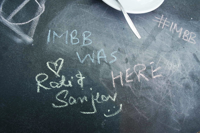 IMBB was here! : )