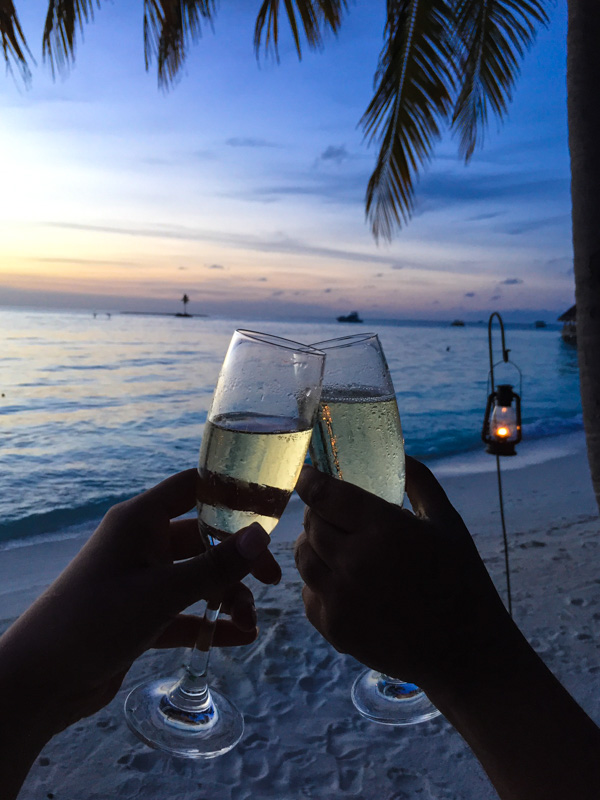 cheers to the good life!
