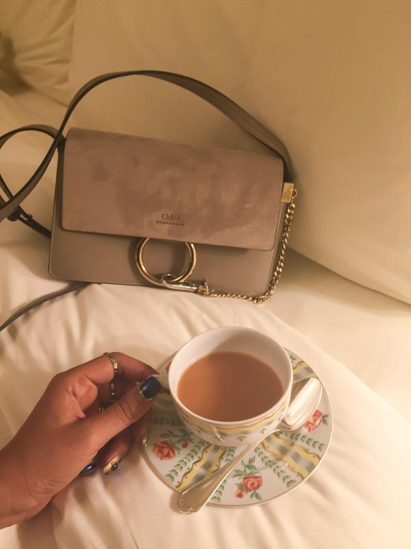 last tea