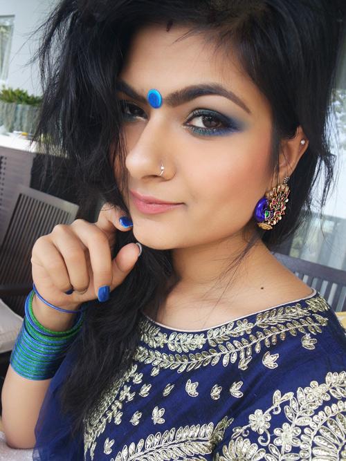 karvachauth-makeup-2015-2