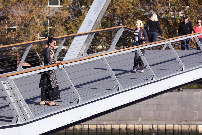 the evan walker bridge
