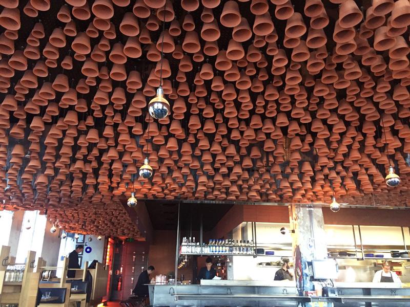 gazi restaurant. thanks aarthi for the reco!