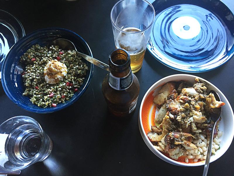 greek food- nom mom