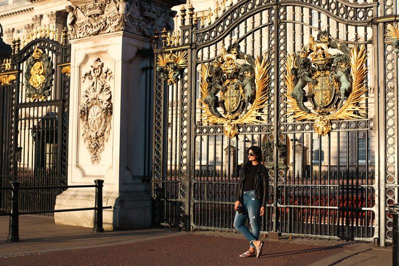 the gates tho!