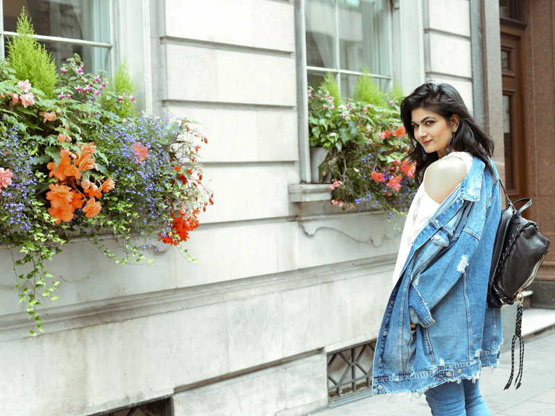 london denim fashion