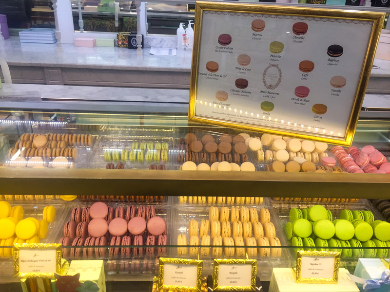 laduree at paris airport